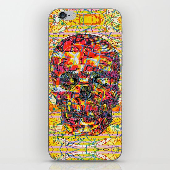 Ticket to Ride (1R) iPhone & iPod Skin