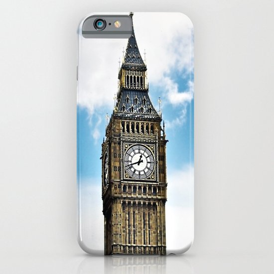 Big Ben iPhone & iPod Case