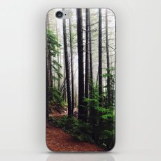 Sound Of The Trees iPhone & iPod Skin