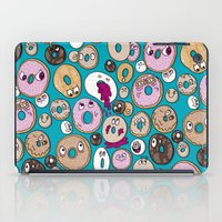 Donut Pattern iPad Case