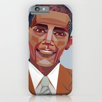 Barack Obama iPhone 6 Slim Case