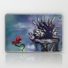 lair of the witch Laptop & iPad Skin