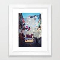 I Love Venice Framed Art Print