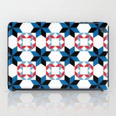 Blue Rhapsody - By  SewMoni iPad Case