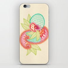 Arabesque #1 iPhone & iPod Skin