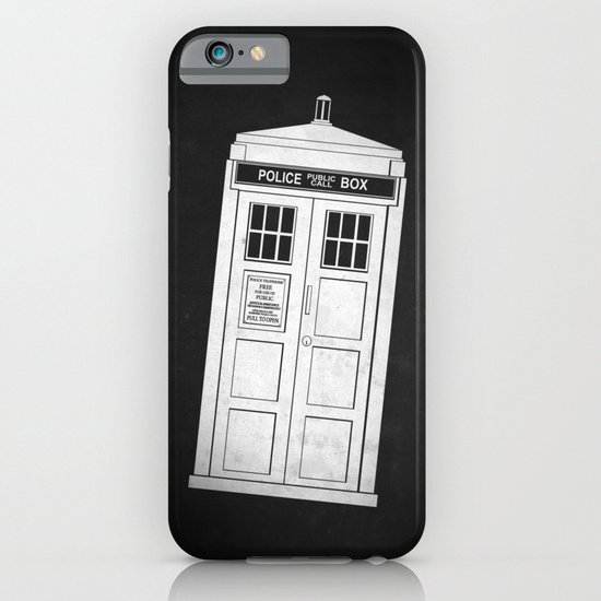 DOCTOR WHO iPhone & iPod Case