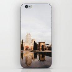 Templo de Debod iPhone & iPod Skin
