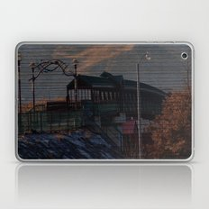 Walking bridge Laptop & iPad Skin