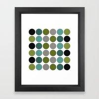 Tranquil Balance Framed Art Print