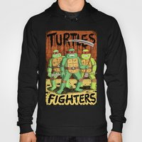 TURTLES FIGHTERS Hoody