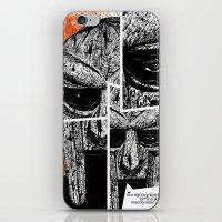 MF Doom iPhone & iPod Skin