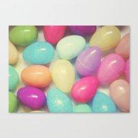 Easter Surprise Canvas Print