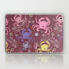 Crab pattern Laptop & iPad Skin