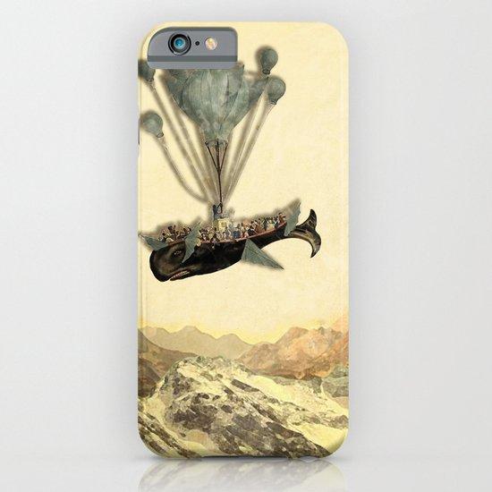 whale flight I iPhone & iPod Case