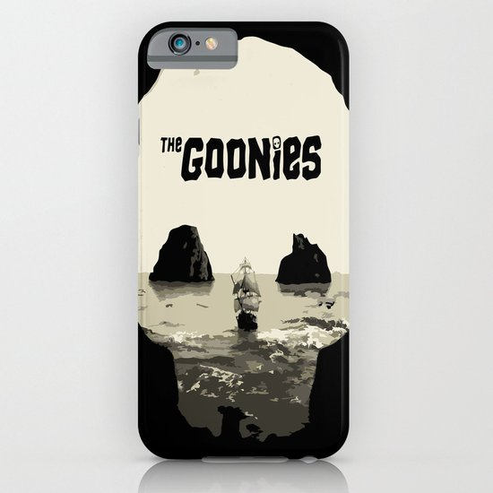 THE GOONIES iPhone & iPod Case