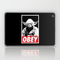 Obey Yoda - Star Wars Laptop & iPad Skin