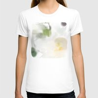 Madonna Lily #3 Womens Fitted Tee White SMALL