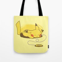 Pikacharger Tote Bag