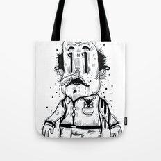 Stinky Man Tote Bag
