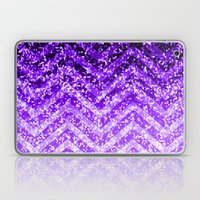 Zig Zag Sparkley Texture G229 Laptop & iPad Skin