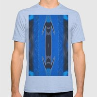 FX#56 - Pointless Standi… Mens Fitted Tee Athletic Blue SMALL