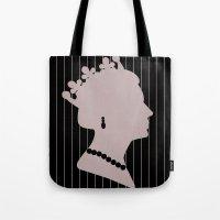 Queenie 22 Tote Bag