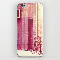 Pedal iPhone & iPod Skin