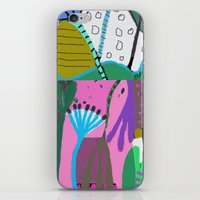 Exotic Jungle iPhone & iPod Skin