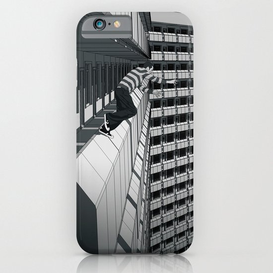 No Second Chance iPhone & iPod Case