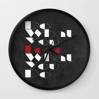 Do What You LOVE What You Do Wall Clock