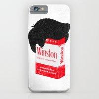 Smoker's Face iPhone 6 Slim Case
