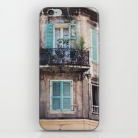 New Orleans - Close Your Eyes and Dream iPhone & iPod Skin