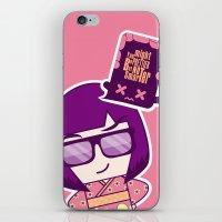 Smart Kokeshi iPhone & iPod Skin