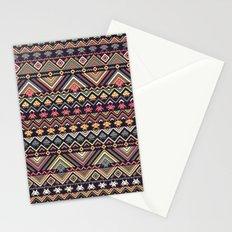 indians versus aliens (variant 2) Stationery Cards