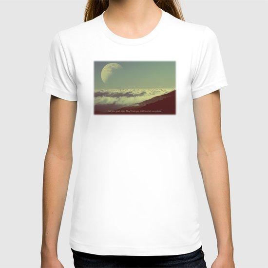 Set Your Goals High T-shirt