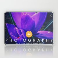 What Is Photography  Laptop & iPad Skin
