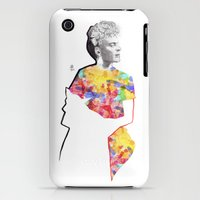 iPhone Cases featuring Frida  by Mia Mandela