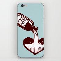 F. Scott Fitzgerald iPhone & iPod Skin