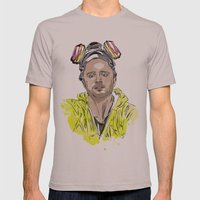 Breaking Bad - Pinkman  Mens Fitted Tee Cinder SMALL