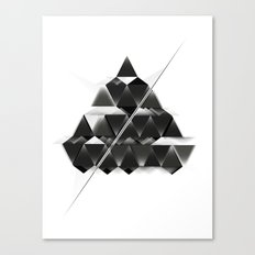 PYRAMID_ Canvas Print