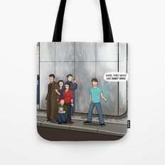 That Handy-Dandy Perception Filter Tote Bag