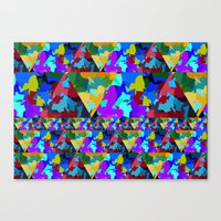 Kaliedoscope Canvas Print
