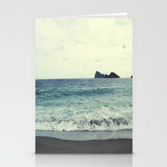 Horizontal Stationery Card