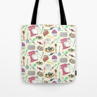 Leah's Kitchen Tote Bag
