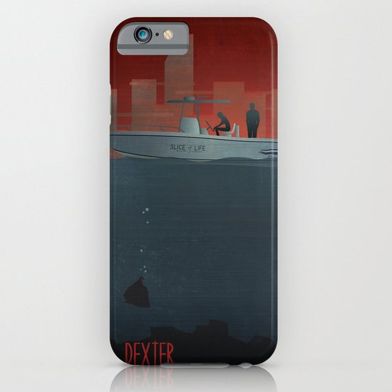 DEXTER iPhone & iPod Case