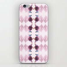 Butterflies and Flowers iPhone & iPod Skin