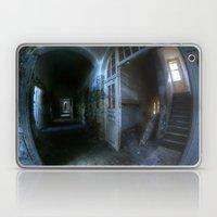 Horror Hallway Laptop & iPad Skin