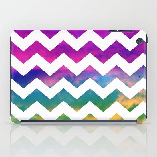 Lucky Chevron iPad Case