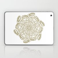 Ornato En Sepia Laptop & iPad Skin