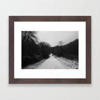 Kilburn Walk #3 Framed Art Print